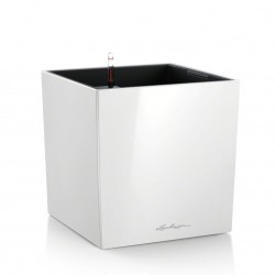Lechuza Cube Premium 50 (kompletní set) smetanově bílá lesk