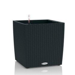 Lechuza Cube Cottage 30 (kompletní set) černá