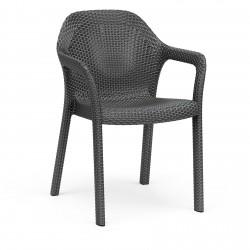 Lechuza židle Cottage granit