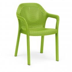 Lechuza židle Cottage zelená