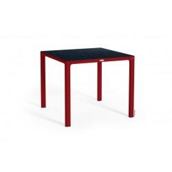 Lechuza stůl Cottage malý HPL červený