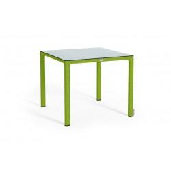 Lechuza stůl Cottage malý HPL zelené jablko
