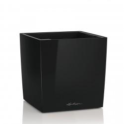 Lechuza Cube Premium 30 obal - černá lesk