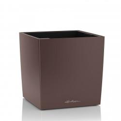 Lechuza Cube Premium 30 obal - hnědá metalická