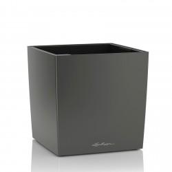 Lechuza Cube Premium 40 obal - antracit metalická