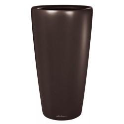 Lechuza Rondo 40 obal - hnědá metalická