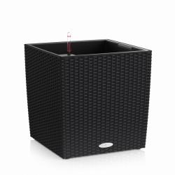 Lechuza Cube Cottage 40 (kompletní set) černá