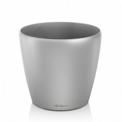 Lechuza Classico 35 obal - stříbrná metalická