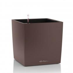 Lechuza Cube Premium 30 (kompletní set) hnědá metalická