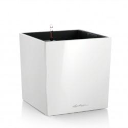 Lechuza Cube Premium 40 (kompletní set) smetanově bílá lesk